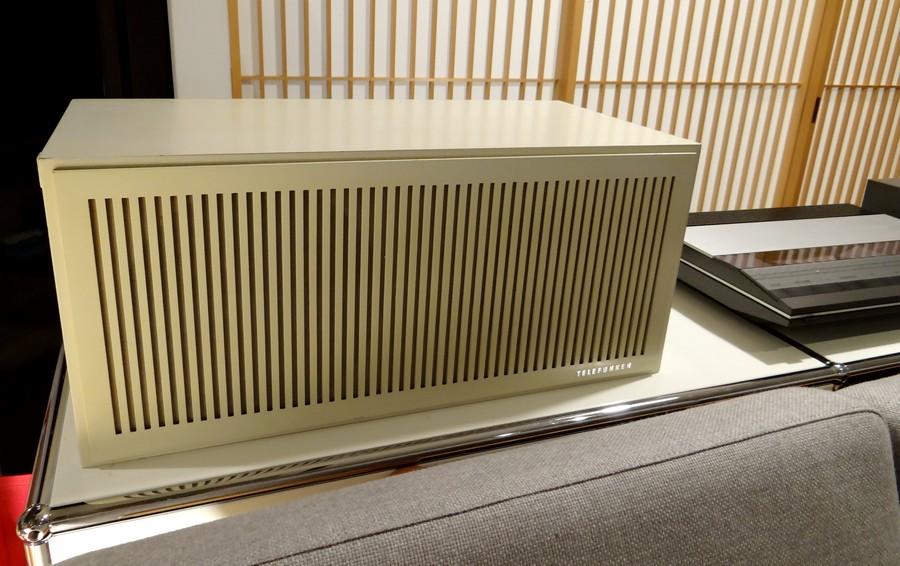 ドイツTELEFUNKEN Hi-Fi Klangbox RB 70