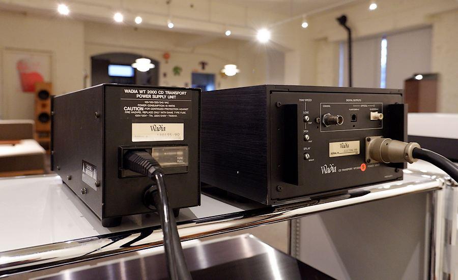 WADIA WT2000S CD Transport USED Overhaul|ワディアWT2000S CDトランスポート オーバーホール