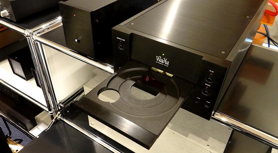 【中古】WADIA WT2000S CDトランスポート