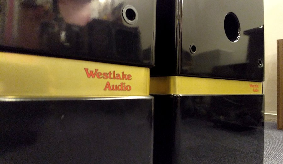 WESTLAKE C-10 Concert Speaker 超レアウエストレイクのコンシューマ向け