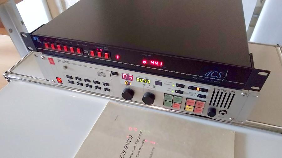 中古 dcs 992/2 マスタークロック・ジェネレーター
