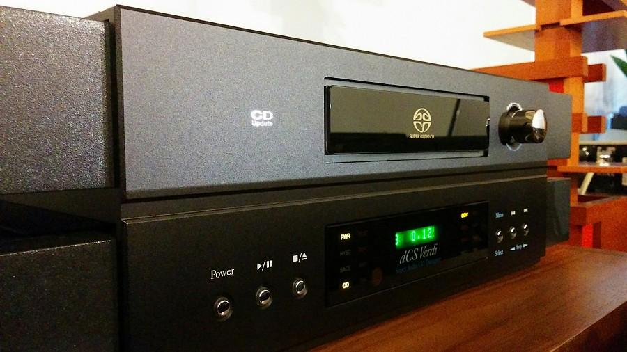dCS Verdi CD トランスポター