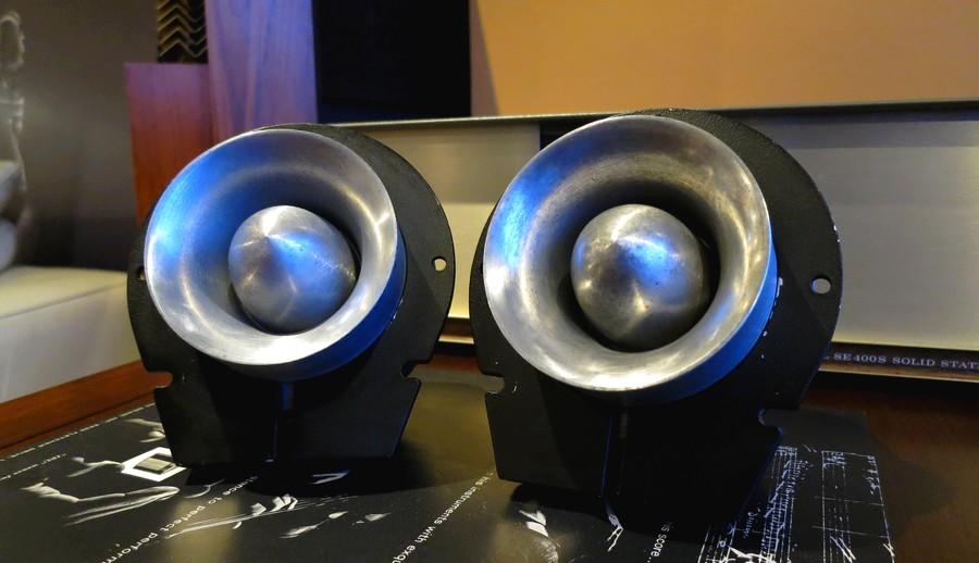中古JBL075 トゥイーター。中古ハイエンドオーディオアンプ スピーカー 販売  Audio Dripper TOKYO