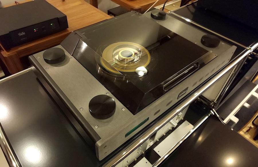 【中古レストア】KRELL MD1 CDトランスポート