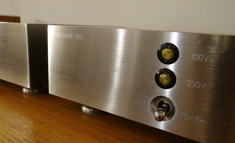 LINN JAPAN DS ExclusiveUSE /AVF