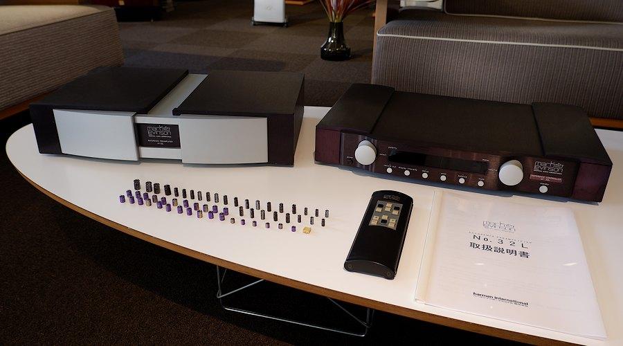 Mark Levinson No.32L|オーバーホール整備済。マークレビンソン 中古フラグシップ32Lプリアンプ。
