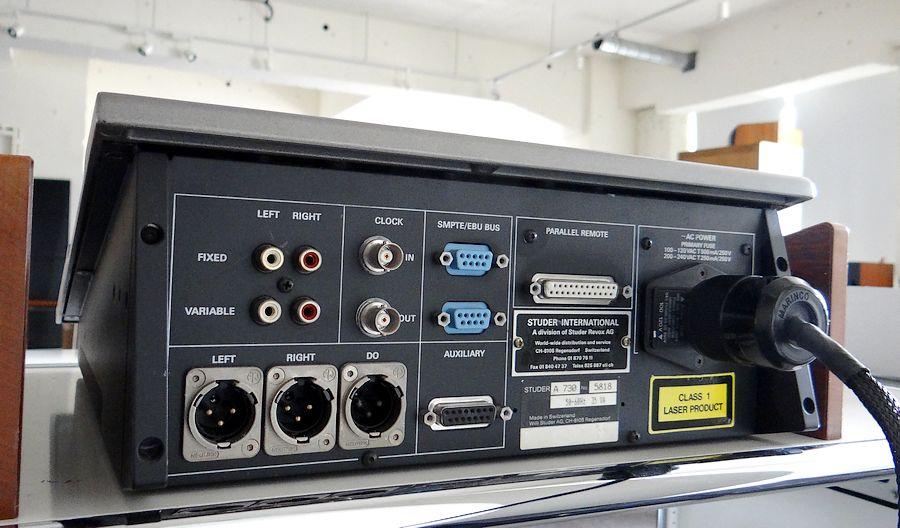 製造番号5800番台のレストアA730