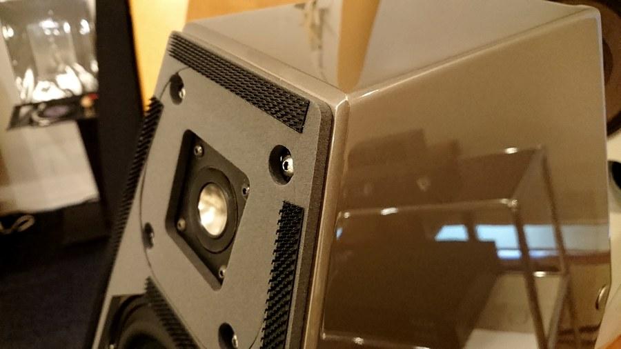 Wilson Audio System5|美しい仕上がりです。
