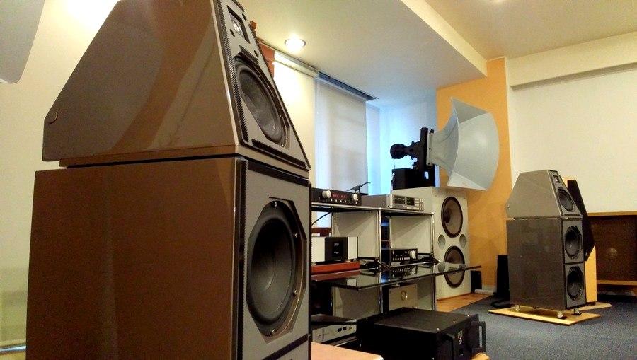 Wilson Audio System 5|ウイルソンオーディオシステム5|内外装整備品