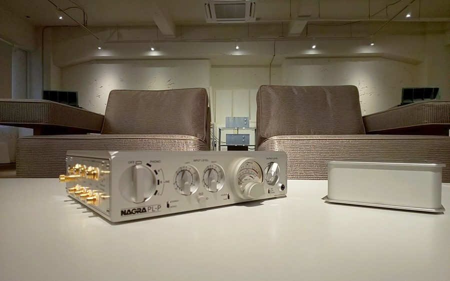 NAGRA PL-P 正規品 2018年6月代理店チェック・整備品。