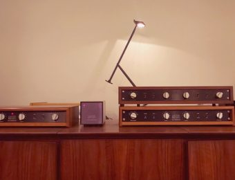 OLD Mark Levinson PREAMP