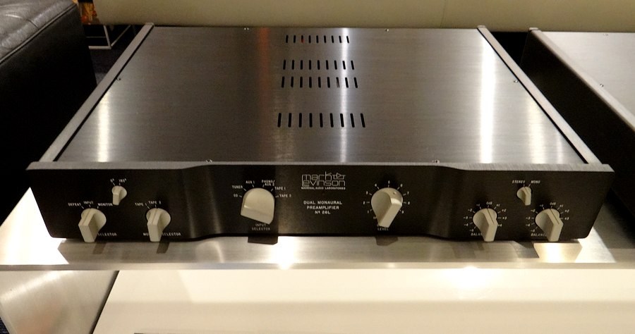Preamp Used Mark Levinson No.26L MC phono