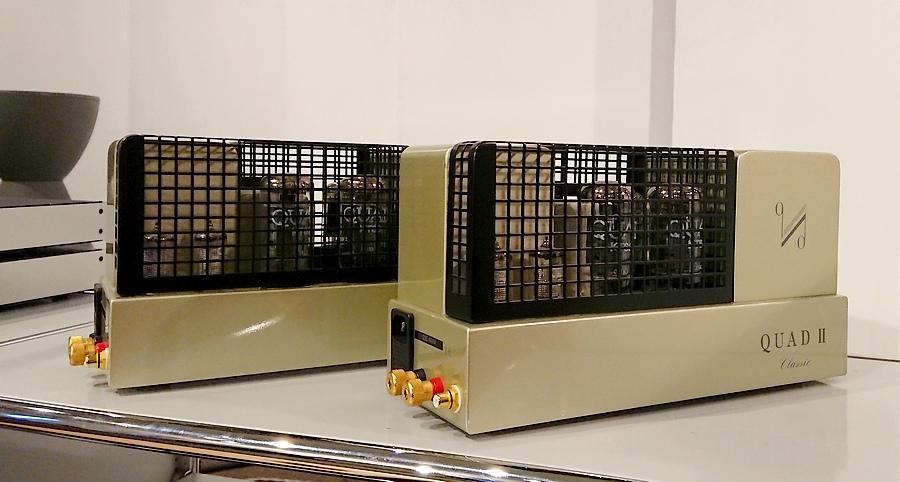 【中古パワーアンプ】Quad 2 classic power amp used