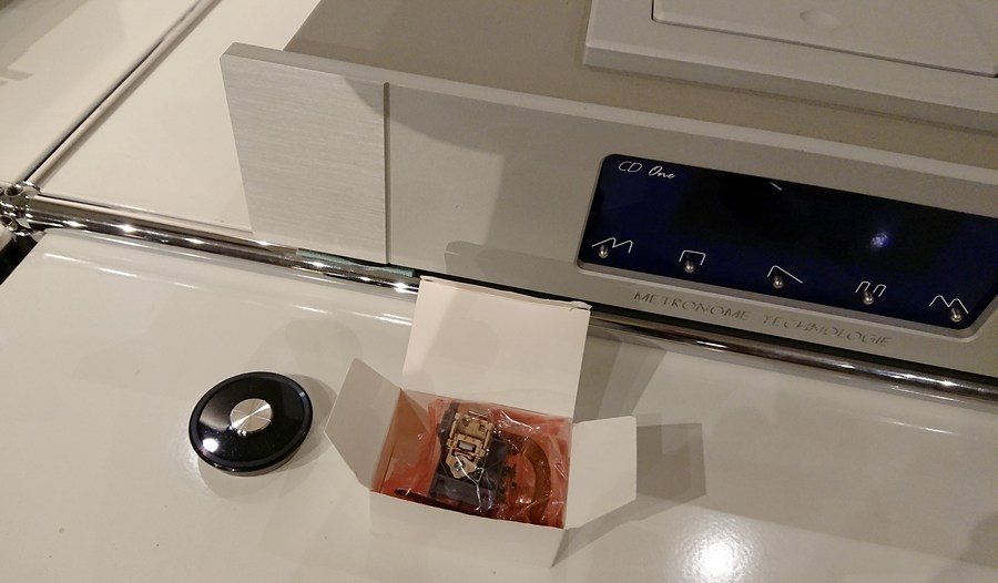 METRONOME TECHNOLOGIE CD1 Signature 正規品|PHILIPSピックアップ新品へ交換
