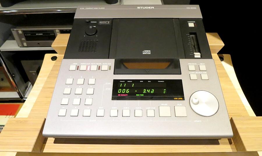 【中古】STUDER D730 MK2