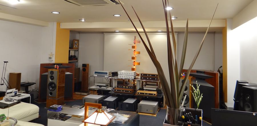 Audio Dripper|東京 柳橋試聴ルーム