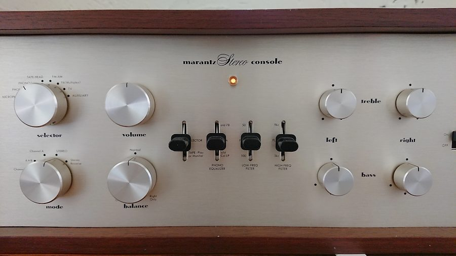 Marantz model 7 PREAMP|マランツ7真空管プリアンプ