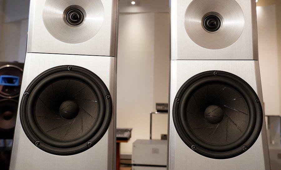 YG Acoustics Carmel|ユニット