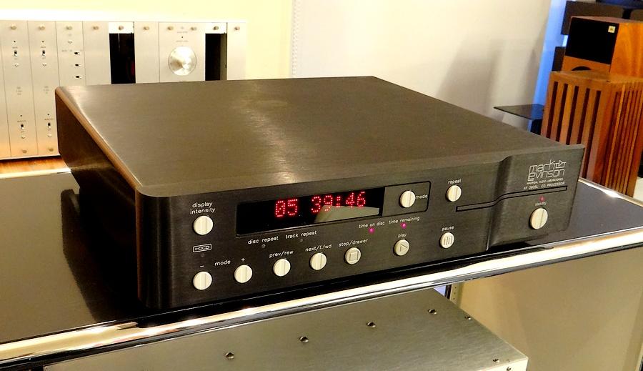 Mark Levinson No.390SL 24bit352.8kHzアップコンバージョンCDプレーヤー