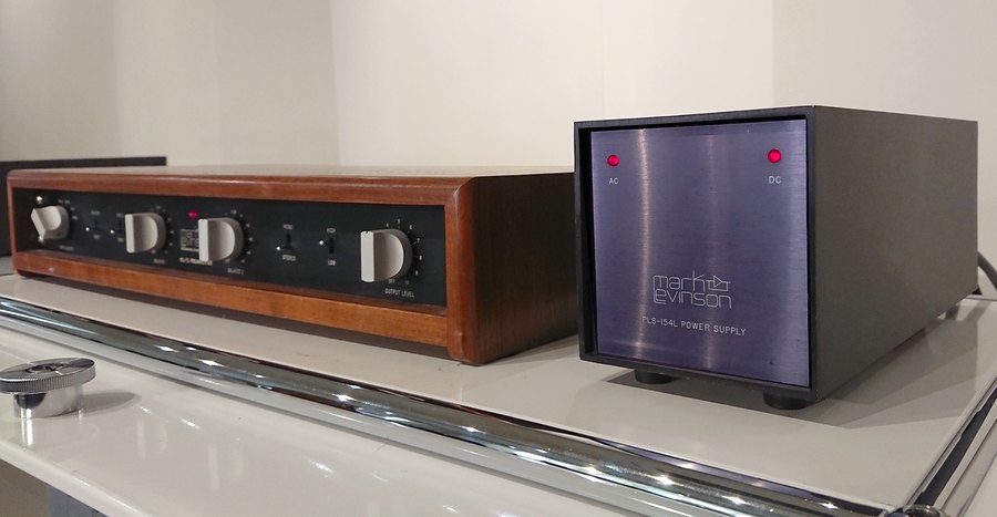 Mark Levinson PLS154 Power Supply