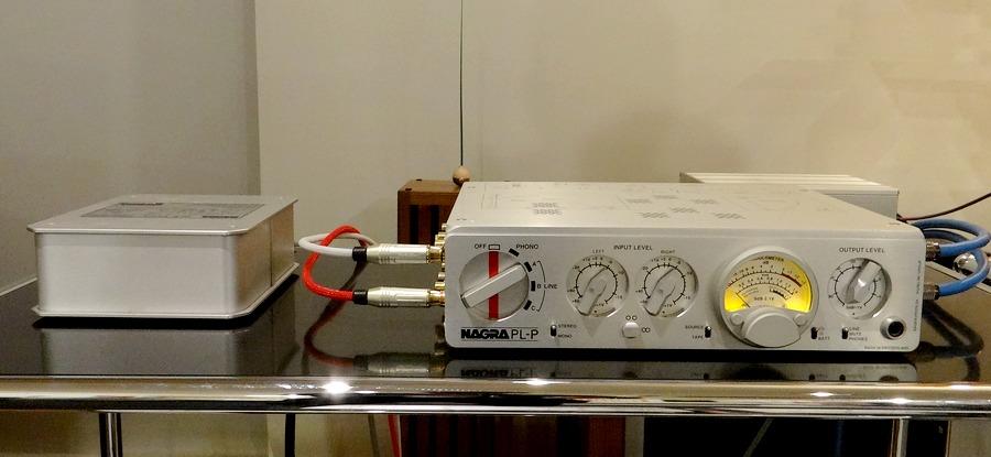中古ナグラ NAGRA PL-P プリアンプ正規品