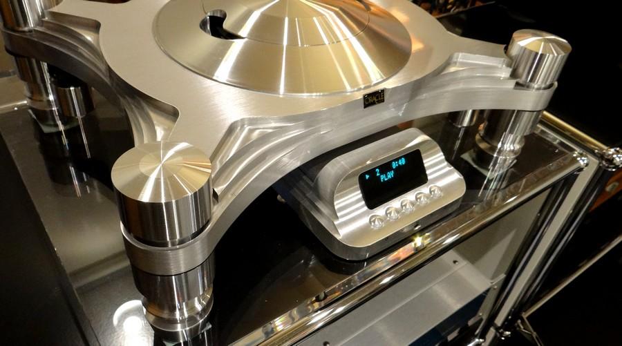 【中古・新古オラクルCD2000MK4】ORACLE CD2000 MK4 CD Transport