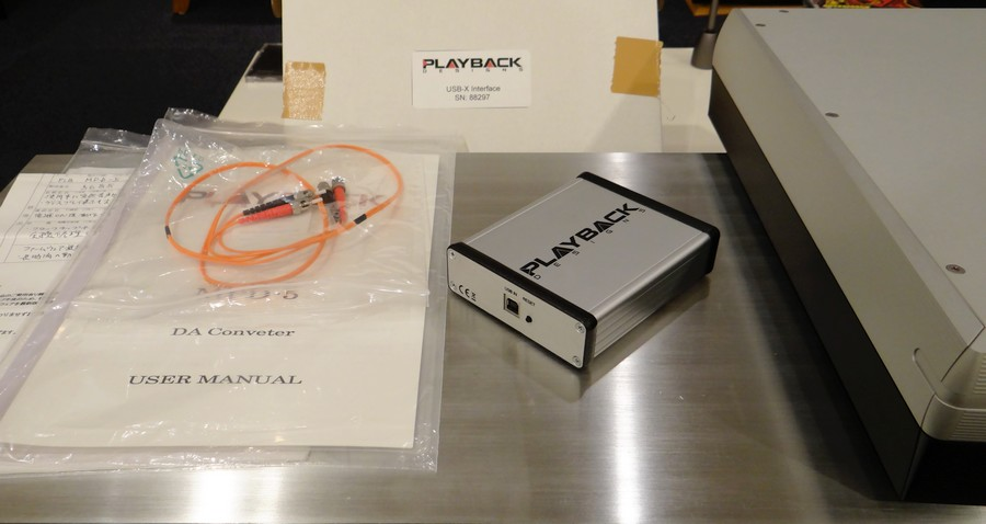 Playback Designs DAC MPD-5+USB-X ST