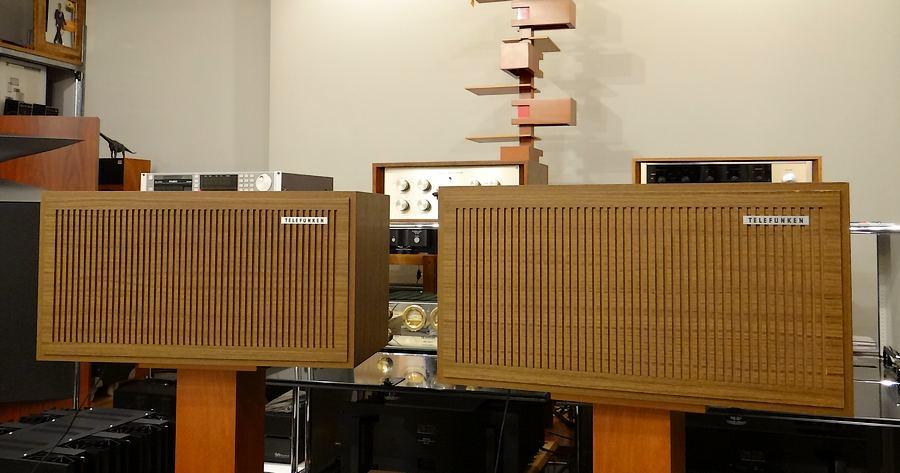 L71 TELEFUNKEN klangbox speaker