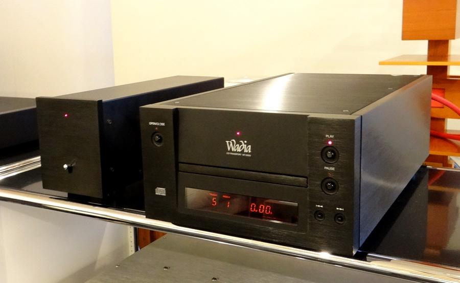 WADIA WT2000S(WT2000からの2号機)