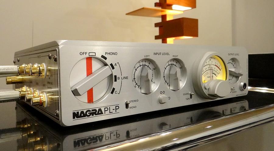 NAGRA PL-P プリアンプ正規品