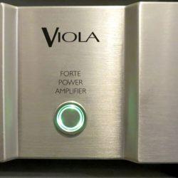 Viola forte mono amp 元箱カートン