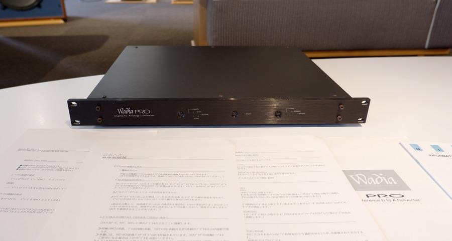 WADIA Pro D/Aコンバーター 正規品 定価¥759,000.  販売価格¥248,000.