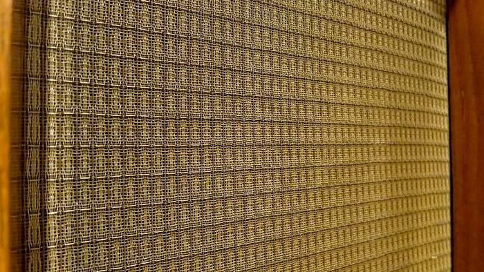 JBL-Fender金糸グリル