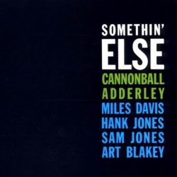 BLUENOTE Somethin Else 1958