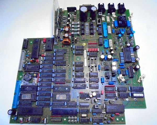 中古 STUDER A730のメインボード。