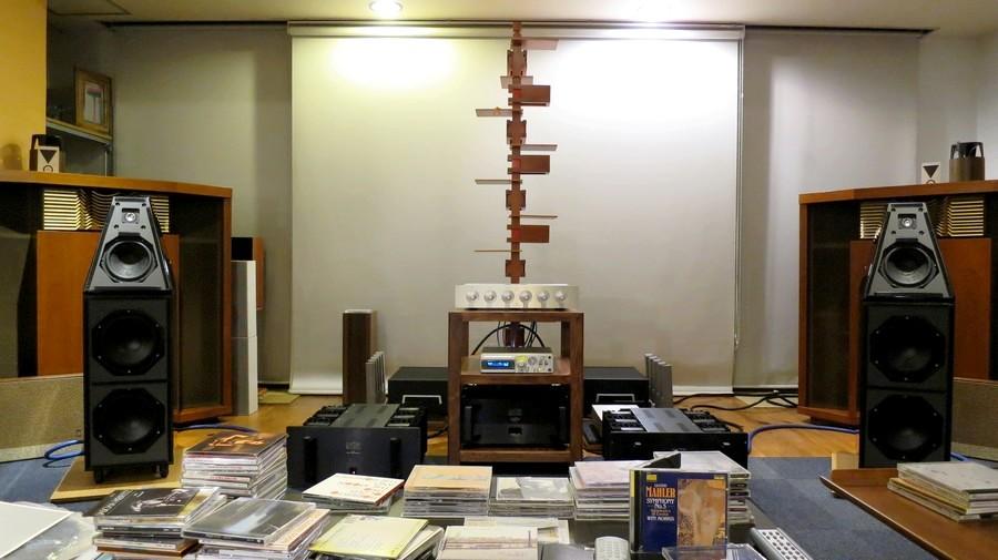 WILSON AUDIO System5 中古ハイエンドオーディオアンプ スピーカー 販売 秋葉原 日本橋 Audio Dripper TOKYO