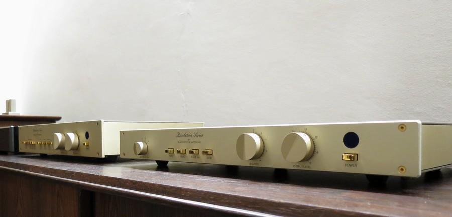 スイス製 中古 FM Acoustics FM 245(2007年以降モデル)