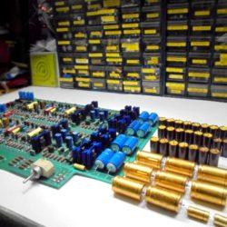 KRELL KRS2コントロールアンプのメインボード