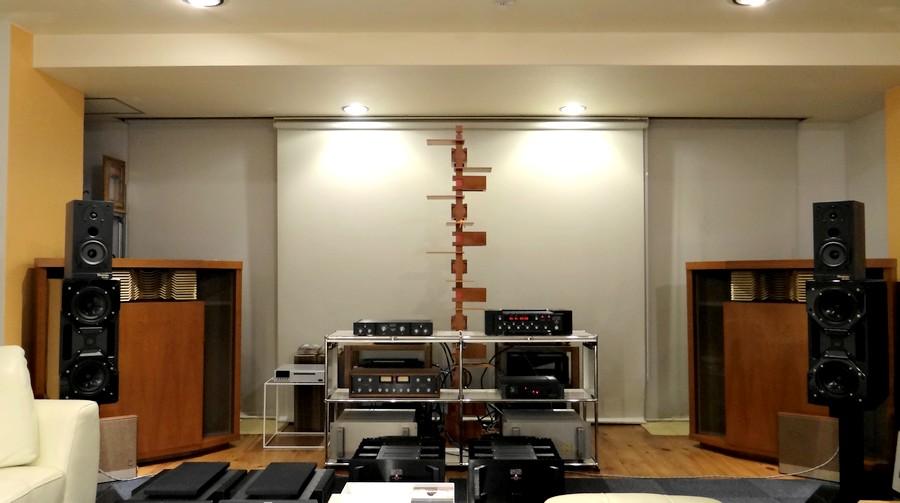 Highend audio 中古パワーアンプ マークレビンソン