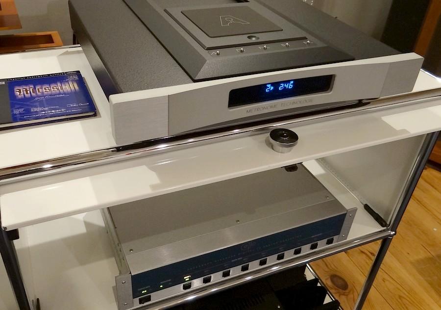 Metronome Technologie T3A SignatureとR-dac