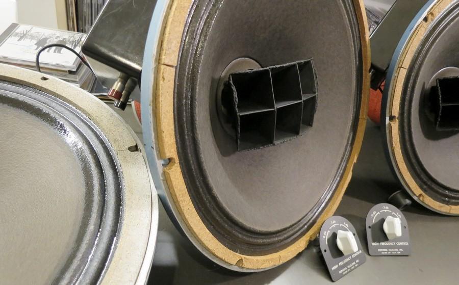 中古ツルーソニック Stephens Trusonic 206 AX&JBL 150-4C