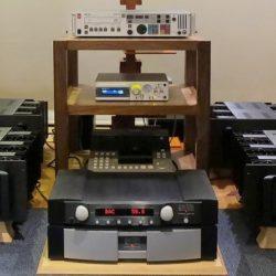 中古オーディオ 通販 CDプレーヤー ハイエンドアンプ、ヴィンテージスピーカー豊富に在庫、Audio Dripper TOKYO。 中古 Mark levinson No.20.6Lの修理整備レストア
