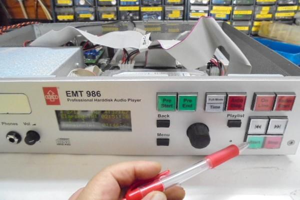 EMT986の分解