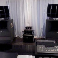 中古ホーンスピーカー アルテック ALTEC A5 & 中古CDプレーヤーSTUDER A730 ご納品
