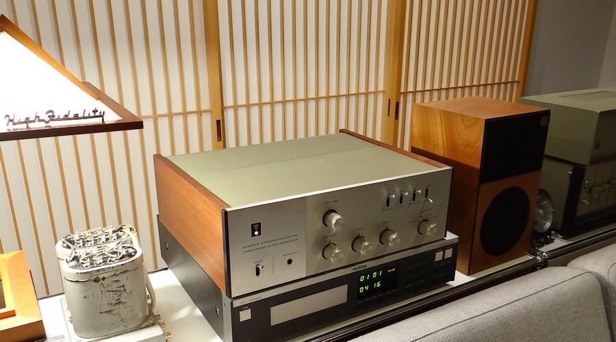 JBL SA600 amp