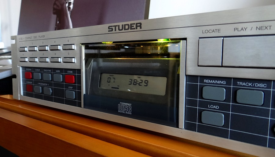中古 STUDER A725 RFエンタープライゼス 定価¥498,000 外観:A  販売価格¥228,000.