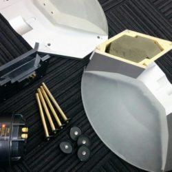 JBL K2 S9500 ホーン分解