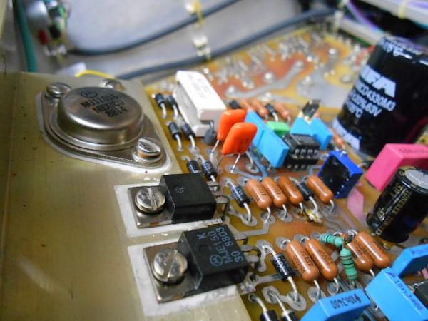 C交換オレンジのパーツ CELLO Audio PALETTE Maintenance(チェロ・オーディオ・パレット整備)