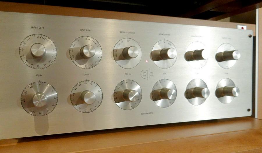 CELLO Audio PALETTE Maintenance・チェロ・オーディオ・パレット
