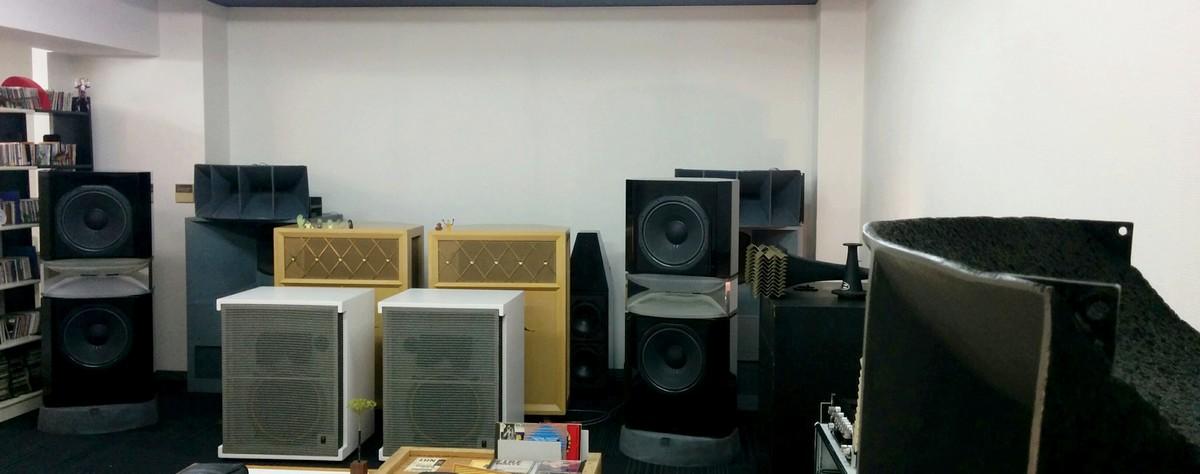 JBL K2 S9500 東日本橋試聴室